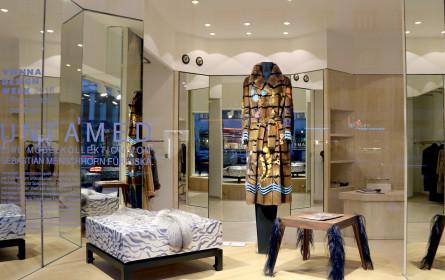 Edler Pelz für Fashion & Home