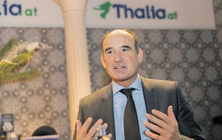 Thalia zollt der Digitalisierung Tribut