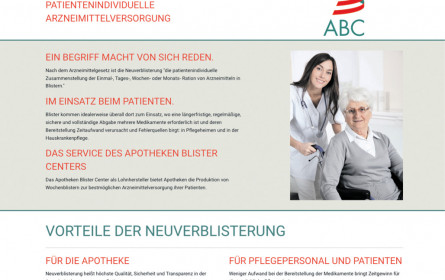 Verblisterung: Deal im Pharmahandel