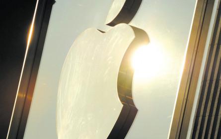 Apple setzt auf selbstfahrende Autos