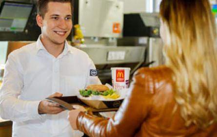 McDonald's Österreich wächst und investiert