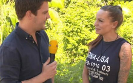 RTL-Dschungelcamp hoch in der Zuschauergunst