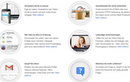 Datenschutzniveau von Gmail lässt im Test zu wünschen übrig