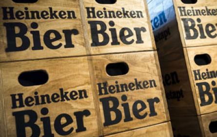 Heineken wirft Auge auf das Brasilien-Geschäft von Kirin