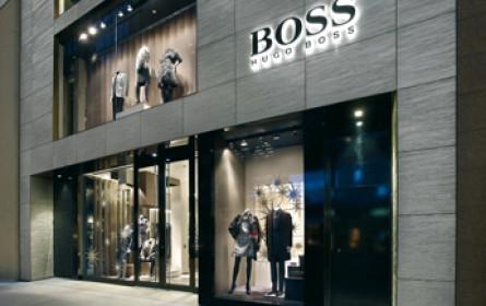 Boss legt starkes Schlussquartal 2016 hin