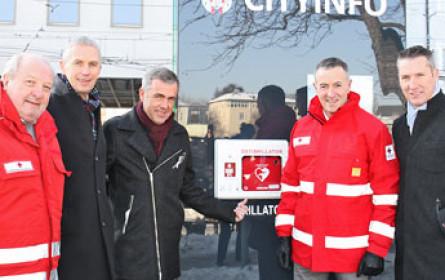 Progress Werbung startet DOOH in Salzburg