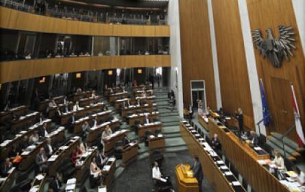 Nationalrat: ORF-Gebühren im Fokus