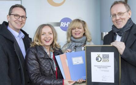 Internationale Auszeichnung für Salzburger Agentur Sinz