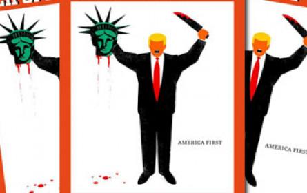 """""""Spiegel""""-Cover mit Trump als Henker sorgt in USA für Gesprächsstoff"""