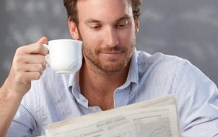 """Start der """"Woche des Zeitungslesens in Wiener Kaffeehäusern"""""""