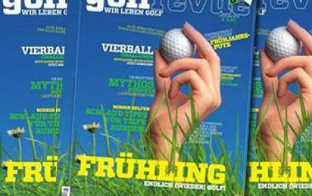 """""""Golfrevue"""" hat eine neue Chefredaktion"""