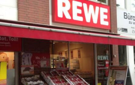 Rewe am stärksten im deutschen LEH