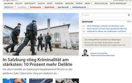 """""""Salzburger Nachrichten"""" führen """"SN Plus"""" und Klarnamenpflicht ein"""