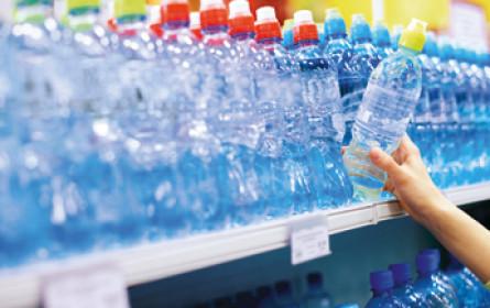 Exportschlager Mineralwasser