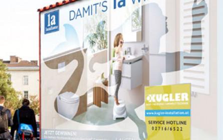 """1a-Installateure mit neuer Werbelinie: """"Damit´s 1a wird!"""""""