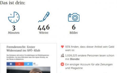 """""""Die Presse"""": """"Premium""""-Artikel seit 1. März kostenpflichtig"""