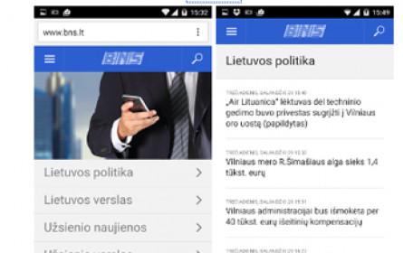 Fake News tauchen auf Webseite von Nachrichtenagentur BNS auf