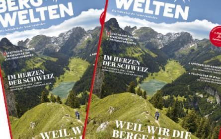 """Bergwelten-Schweiz""-Ausgabe startet am 12. April"