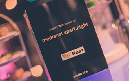 medianet xpert.night: Nacht der Gewinner