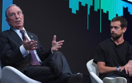 Twitter und Bloomberg: 24-Stunden-News-Stream