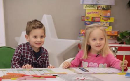 Kinder erklären Steiner Familyentertainment