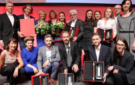 Out of Home-Award 2016: Das sind die Sieger!