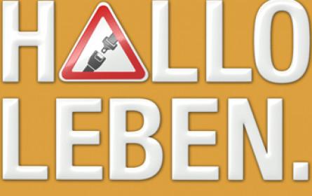 """Hallo, Leben"""