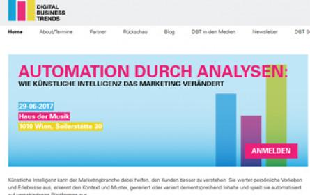 Digital Business Trends-Award: Ideen einreichen, Zukunft gewinnen