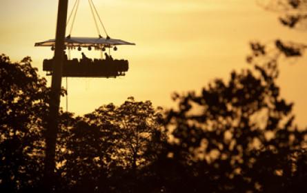 Völlig abgehoben: Meeting in the Sky