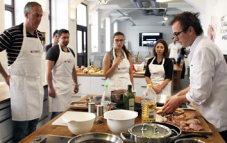 Lebensmittel-Workshop bei Gourmet