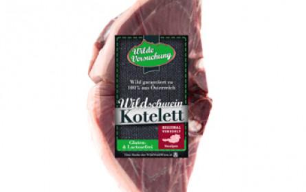 Wildfleisch im Supermarkt