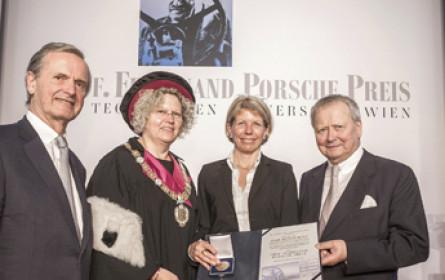 Hohe Auszeichnung für Daimler-Managerin