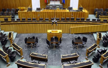 NR-Wahl: TV-Sender planen 30 Konfrontationen