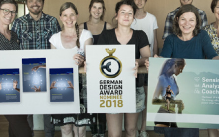 die3 für German Design Award nominiert