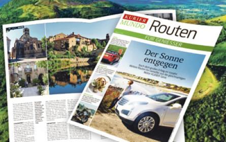"""""""Kurier"""" expandiert mit einem weiteren Magazin nach Deutschland"""