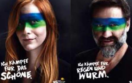 35 Jahre Kämpfen für das Schöne: Geburtstagskampagne von TBWA\ für Global 2000