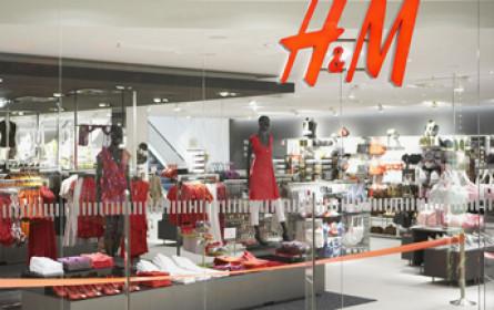 Plus 6% Umsatz für H&M in Österreich
