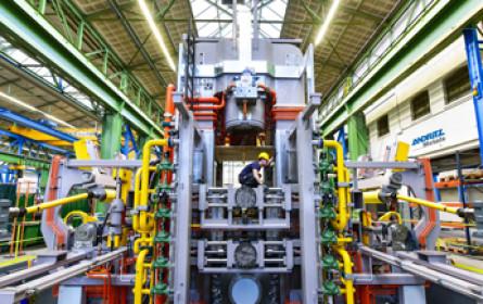 Andritz baut in Deutschland Kaltwalzwerk