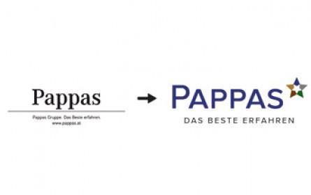Mark & Mark designt neuen Markenauftritt für Pappas