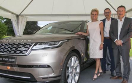Neuer Range Rover Velar vorgestellt