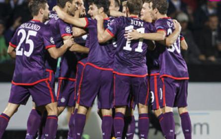 Puls 4 mit UEFA Club-Fußball