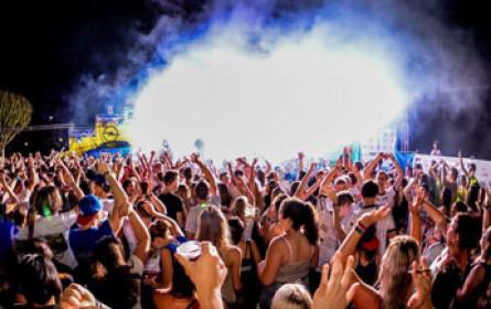 1 Mio. verfolgen die Summer Splash online
