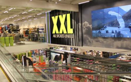 XXL Sports legt los