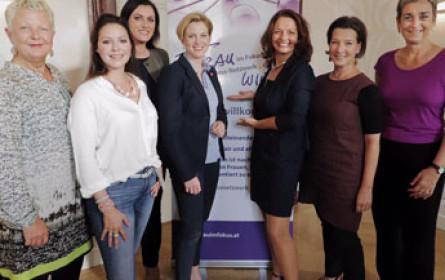 """""""Löwinnen-Runde"""": Frauen als Zielgruppe im Wahlkampf"""