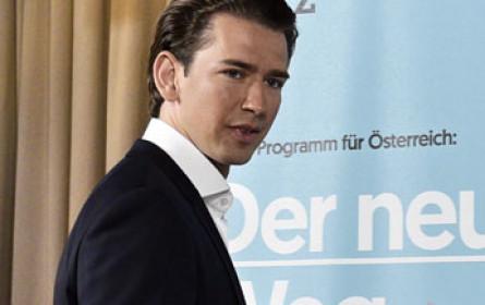 """NR-Wahl - Kurz schlug Kern und Strache bei """"Sommergespräch""""-Quoten"""