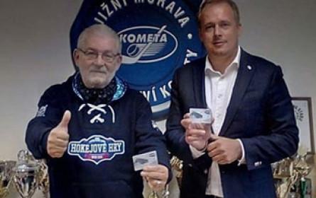 HC Kometa Brno wird Lyoness-Partner