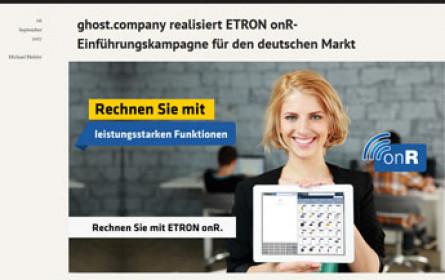 ghost.company für ETRON onR