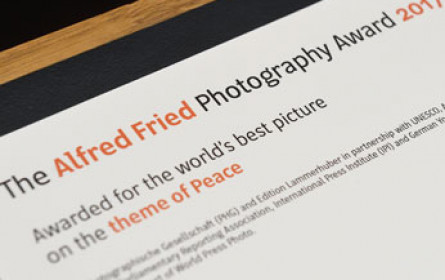 Alfred Fried Photography Award geht an schwedischen Fotografen Cletus Nelson Nwadike