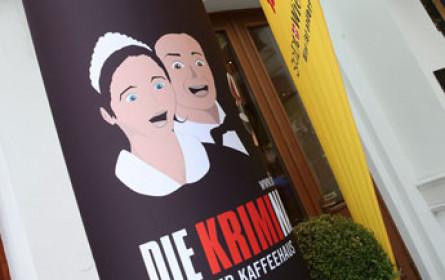13. Kriminacht im Wiener Kaffeehaus am 17. Oktober