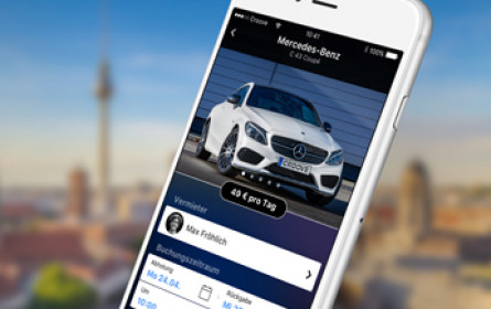 Daimler beteiligt sich an Turo